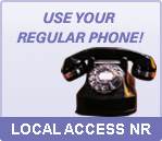 Local access numbers